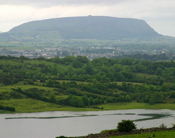 Benbulben, Co Sligo
