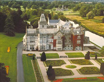 Belvedere House, County Westmeath, Ireland